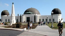 Mount Hollywood hike at Griffith Observatory