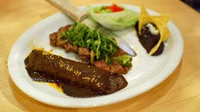 Carne Tampiquena at Loteria Grill