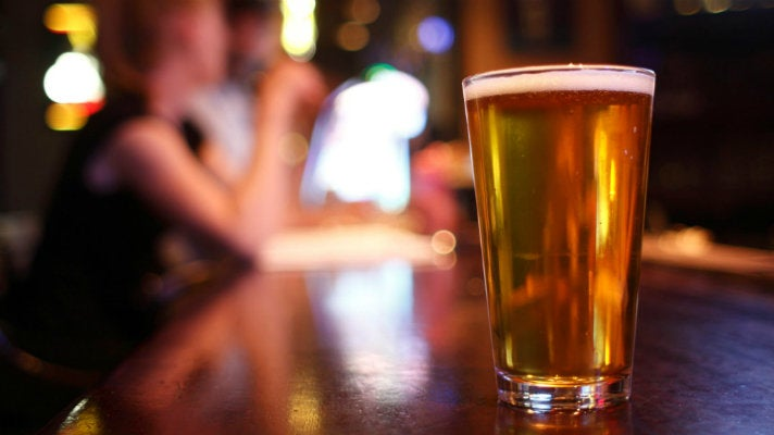 Beer at SmithHouse Tap & Grill